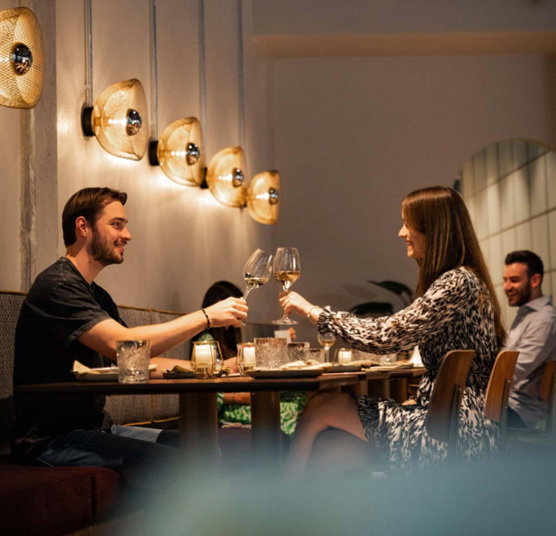Cresco Frankfurt Restaurant